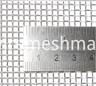 stainless steel fine wire cloth