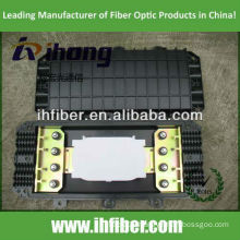 4 in 4 out 96 cores Inline/ Horizontal Fiber Optic splice closure