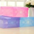 China Plastic Box for Shoes (PVC shoe box)