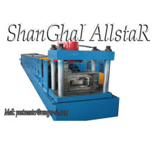 high efficiency Rain gutter roll forming machinery from Shanghai