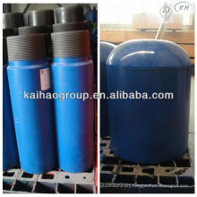 Oil drilling float shoes