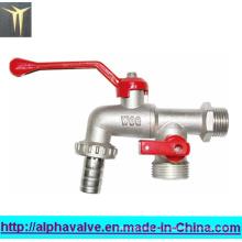 Латунный запорный кран для воды (a. 0178)