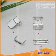 Zwei Gabeln Anzugshose Metallhaken und Stab BM1027