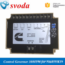 Si Chuan Svoda Supply Governor Control 3044196 para Nta855 y K19