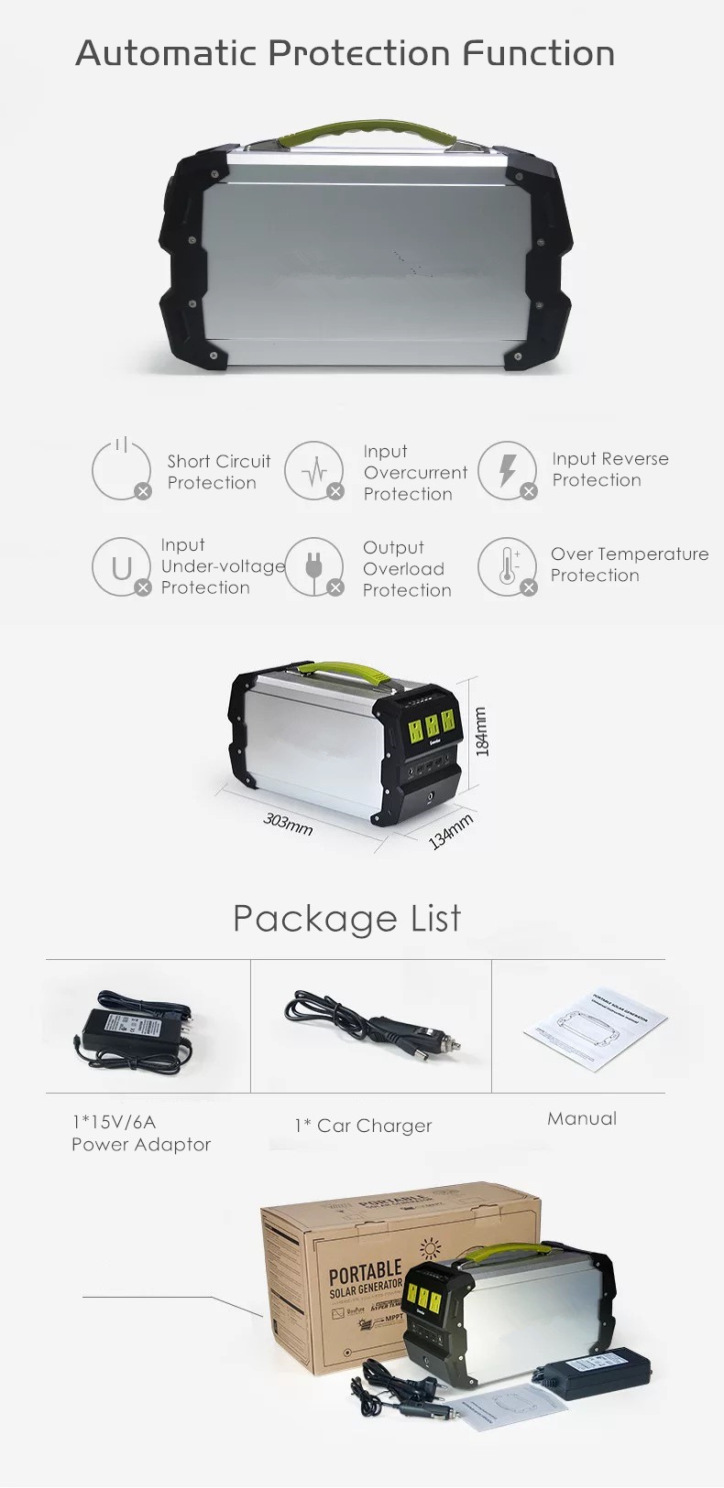 portable lithium solar battery system delight eco energy