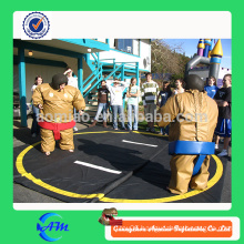 hot sale cheap adults inflatable sumo suits challenge/sumo inflatable