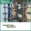 Tubos de papel automáticos completos que fazem a máquina