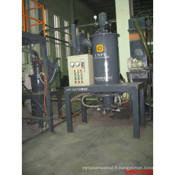 Moulin de façonnage de poudre de carbure de silicium