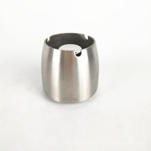 Poubelle extérieure de cendrier / cendrier coupe-vent de cigare d'acier inoxydable