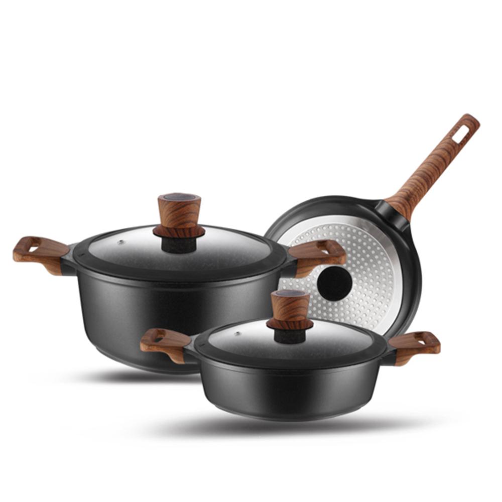 die-cast cookware