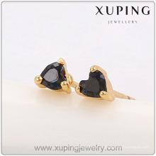 90847-Xuping Ювелирные Изделия Новые Модели Модные Серьги С Подвесками В Форме Сердца
