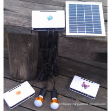 Solar Power Home LED Light Lighting System in Price and Quality Support