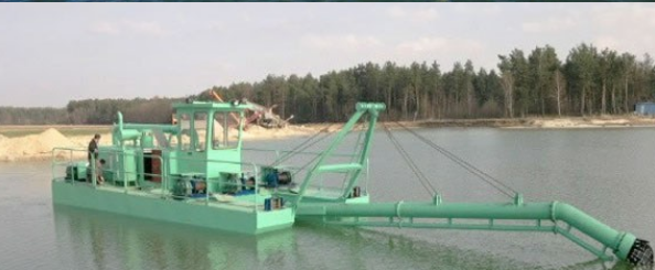river sand dredging pump applications 02