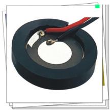 20mm 1.65mhz piezo céramique avec câbles câblés atomiseur ultrasonique