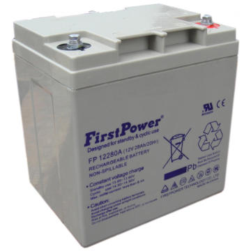 Bateria de reserva Main Power 12V Battery12V26AH