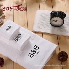 Fornecedor dourado hotel luxo toalha de banho de algodão personalizado toalha de banho