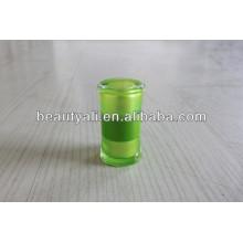 Embalaje de vaso de acrílico de cintura redonda 20ml 50ml