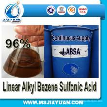 Meilleur prix pour l'acide benzylique linéaire benzène sulfonique