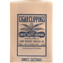 ЧП табака Упаковывая полиэтиленовые, Крафт-бумага мешок табака