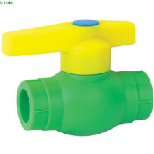 China PPR Plastic Ball Valve Type B