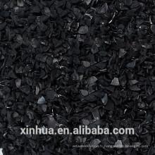 BG8X16 maille de charbon actif briqueté