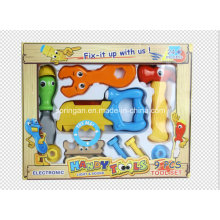 Young Engineer Set 9 PCS Tools Handy Toy