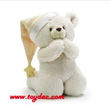 Plush Small Polar Bear