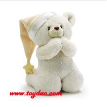 Плюшевый Белый Медведь