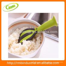 Colher de refeição multifuncional / dispositivo taomee / ferramentas de arroz