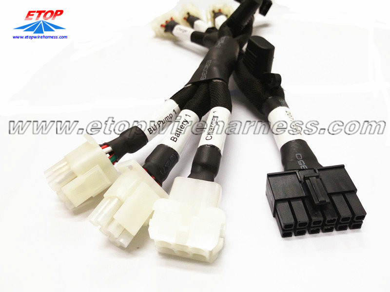 Portafusibles cable con conector