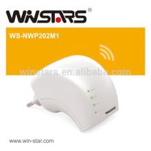 200Mbps Wireless Powerline Adapter, Home Plug AV Powerline Adapter, 300m Reichweite Powerline Adapter