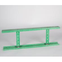 Chemin de câbles d'échelle en PRV résistant à la chaleur en fibre de verre
