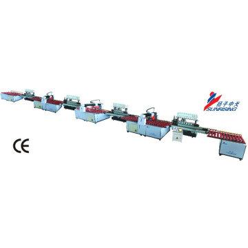 QJ877 автоматическая линия продуктов измельчения стекла