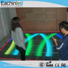 Vidéo en aluminium de plancher de danse d'intérieur de location avec du CE