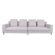 Modern Fabric Modular Sofa Set