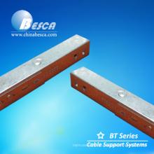 BW1 / 2/3 preço pre-galvanizado de aço elétrico pré-galvanizado de Wireway alistado com NEMA do CE