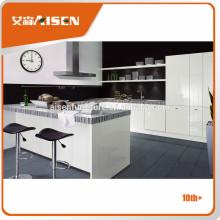 Modernes italienisches Design Wohnmöbel Küchengebrauch Hochglanz Lack Küchenschrank
