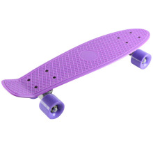 Children Purple Penny Skateboard PP Skateboard
