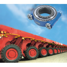 Dual Worm Slewing Drive for Heavy Loader Tranporters L25inch