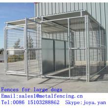 China supplier animal large playing fences folding dog fences metal panels dog playpens fences for large dogs