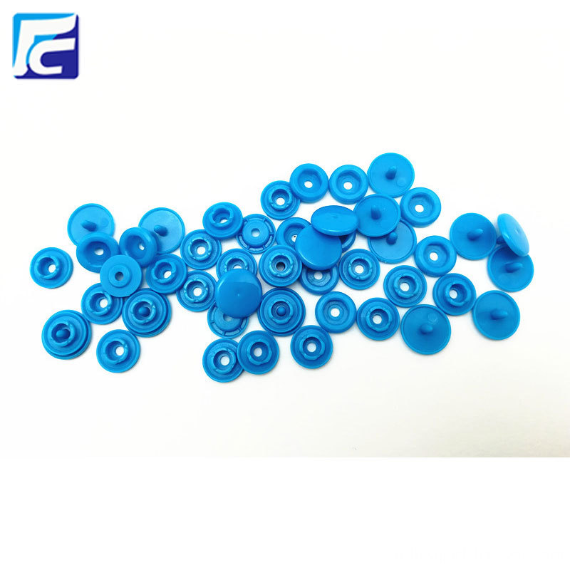 POM plastic Snap buttons fasteners for raincoat