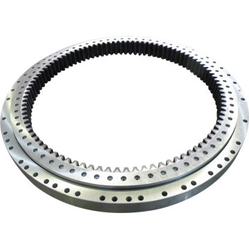 Rodamiento de bolas giratorio de contacto de cuatro puntos de una hilera con engranaje interno 9I-1b40-1086-0450