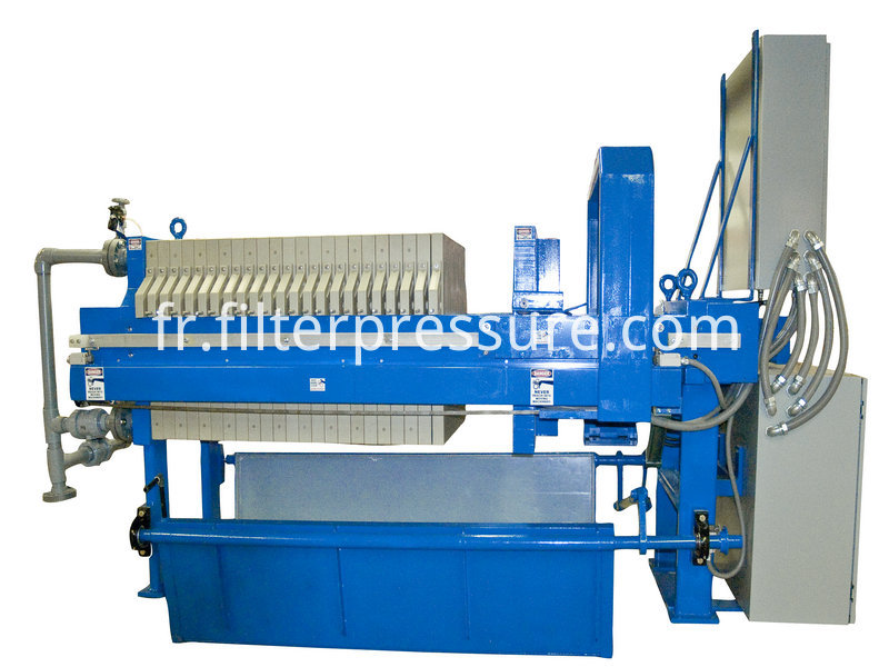 High Performance Filter Press