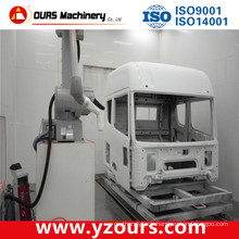 Epoxy Polyester Paint Spraying Line/Painting Equipment