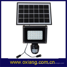 Vente chaude caméra de sécurité sans fil / système de sécurité caméra 1080p / caméra pir avec solaire