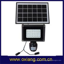 Câmera de segurança sem fio das vendas QUENTE / câmera 1080p / pir do sistema de segurança da câmera com solar