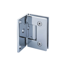 Wall Mounted Heavy Duty Shower Glass Door Hinges