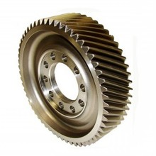 stainless steel large helical gear for machinery