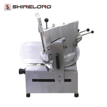 Machine de trancheuse de viande congelée électrique de machines de traitement de viande d'acier inoxydable