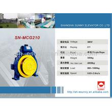 Aufzug getriebelose Maschine VVVF Aufzug Zugmotor SN-MCG210